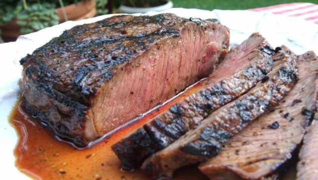 Steak 101: Essentially a Meat Tornado