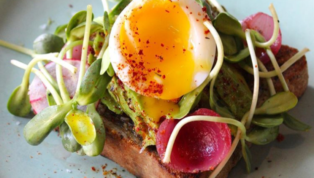 Avocado Toast of the Month