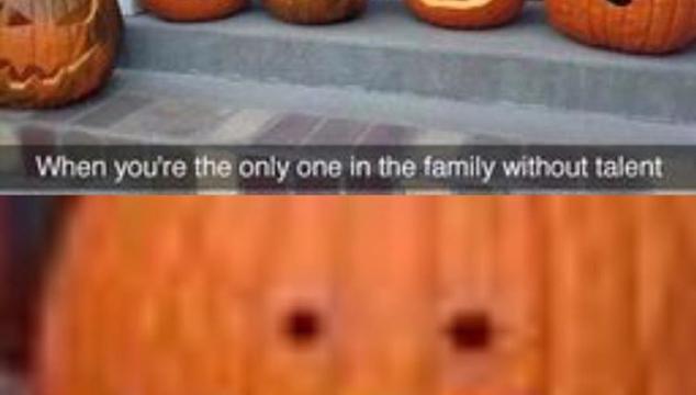 Oh my gourd.